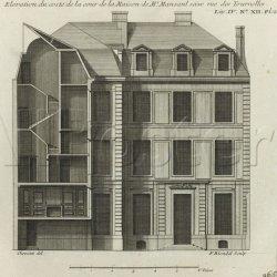 Франсуа Мансар - проект мансарди 17 століття