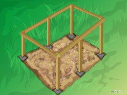 Зображення з назвою Build a Mortarless Concrete Stem Wall Step 1