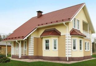 Каркасно-панельні будинки