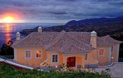 Красива дах у формі вальми