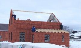 дахи приватних будинків пристрій