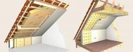 монтаж даху будинку