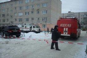 На місці НП досі працюють рятувальники.  Фото: Дмитро Петухов.