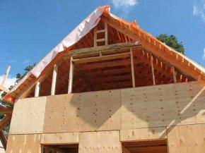 Підготовчі роботи: розрахунок даху і вибір матеріалу