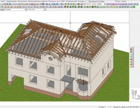 проектування дахів