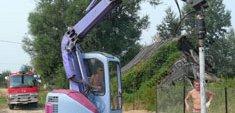Установка гвинтовий палі в Тверській області